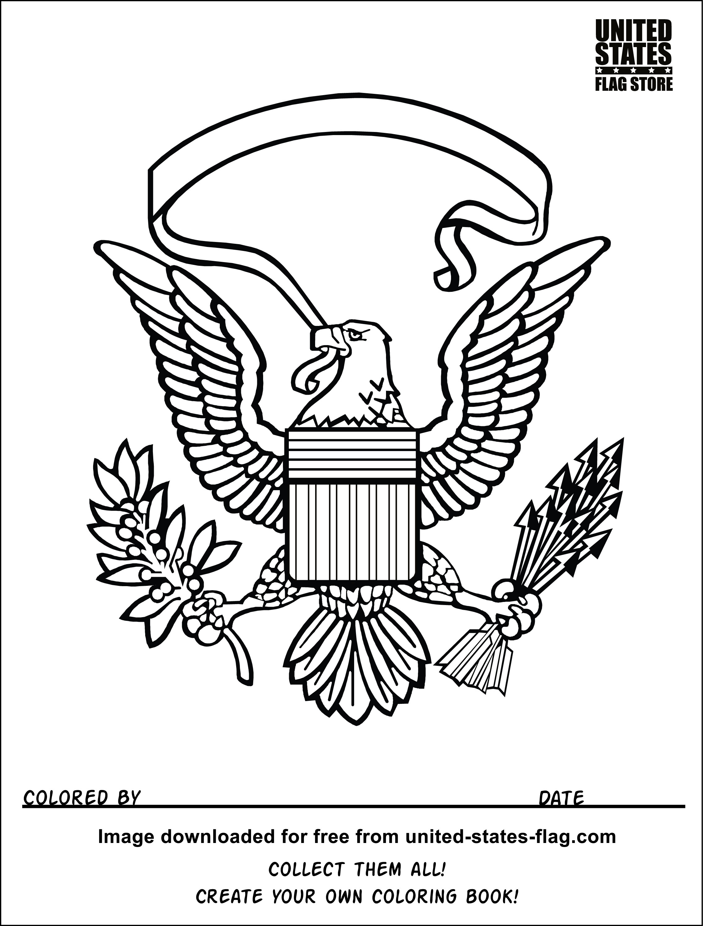 army logo coloring pages - photo#11