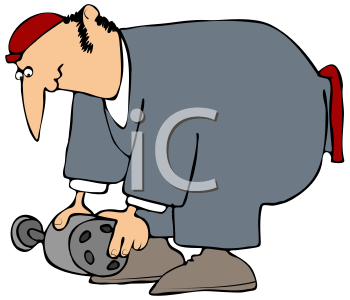 Royalty Free Mechanic Clipart