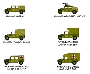 Sample Page From Military Vehicle Drawings Collection