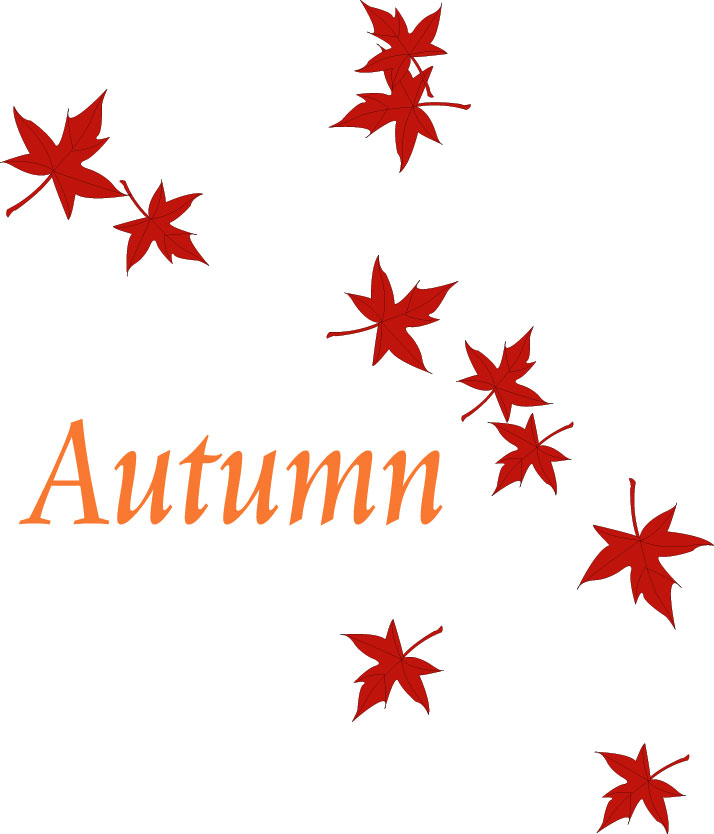 Autumn Clip Art   Autumn Crafts Picture