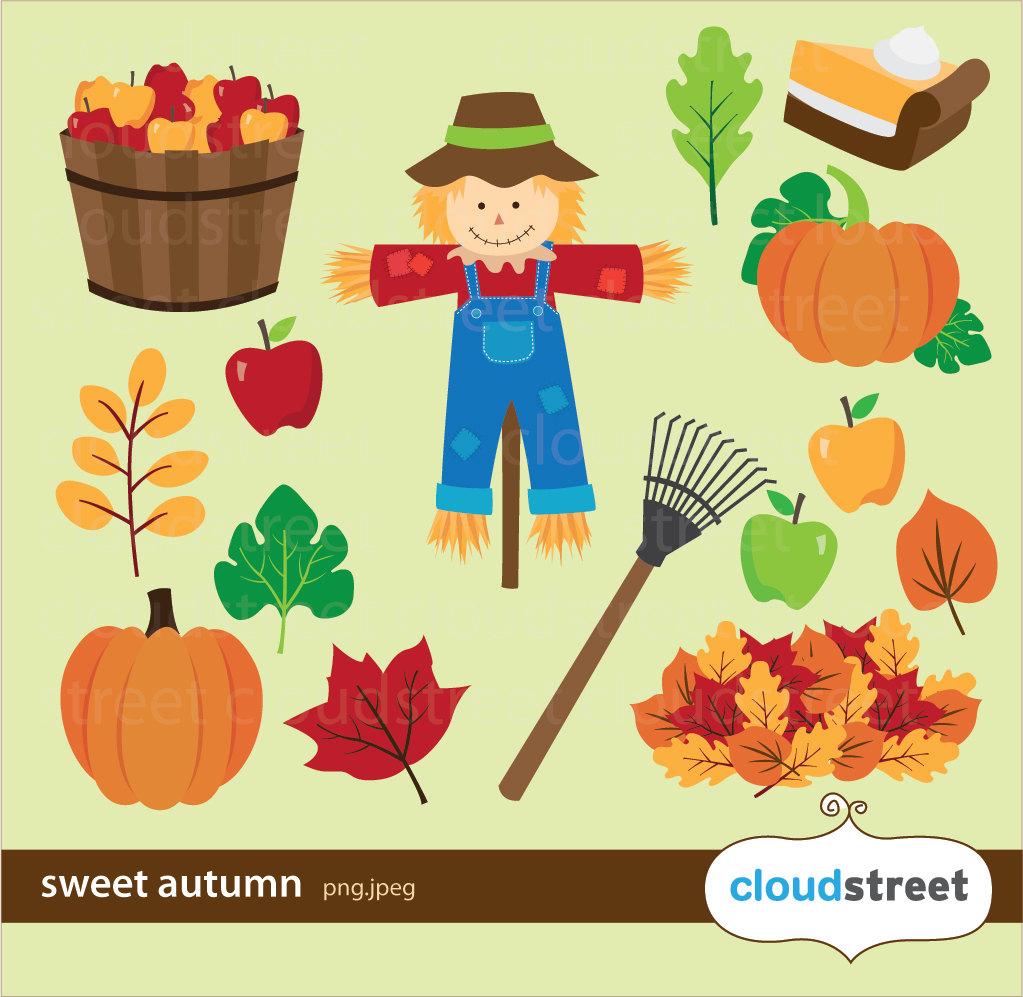 Autumn Clipart - Clipart Kid
