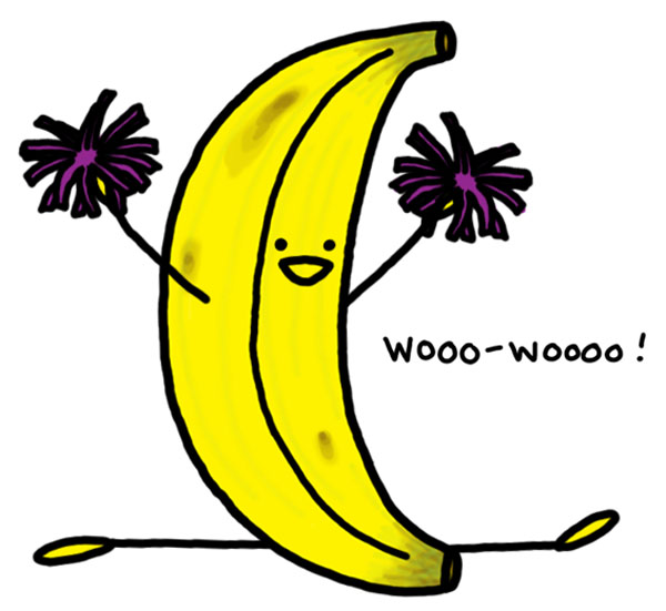 Banana Split Har Dee Har   Free Images At Clker Com   Vector Clip Art