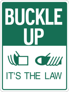 Buckle Up Clip Art At Clker Com   Vector Clip Art Online Royalty Free