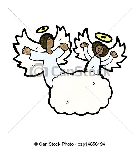 Cartoon Angel In Heaven     Clipart Panda   Free Clipart Images