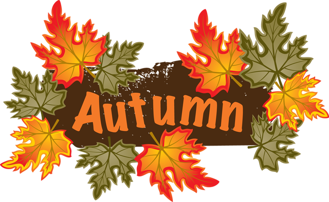 Clip Art Of Autumn Leaves  Photo Credit  Dixie Allan