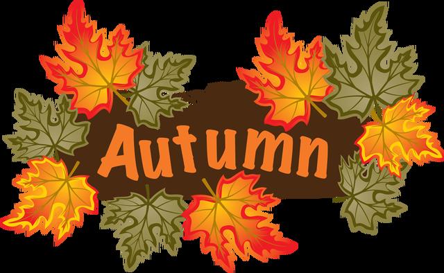 September Fall Clipart - Clipart Kid