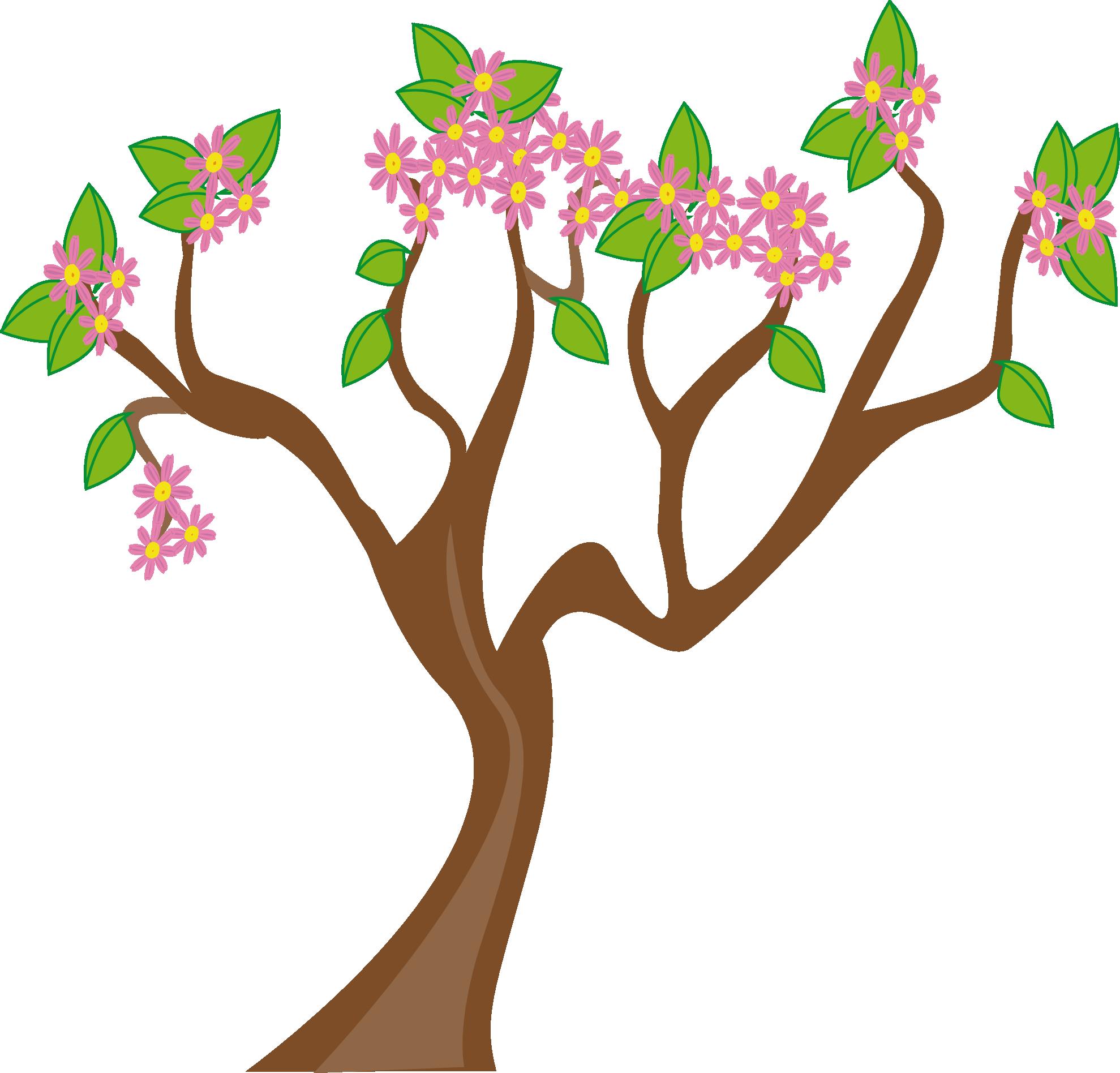 Clip Art   Spring Tree 2012 April Clipartist Net Art Clip Art Clipart