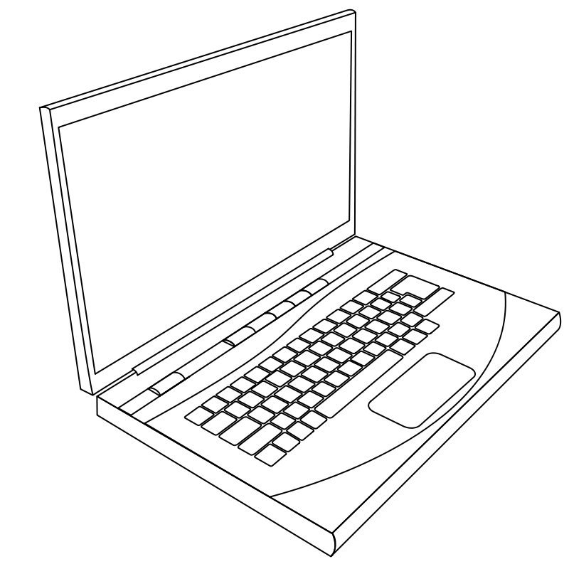Clipart Pictures Png 160 59 Kb Laptop Computer Clipart Pictures 2png