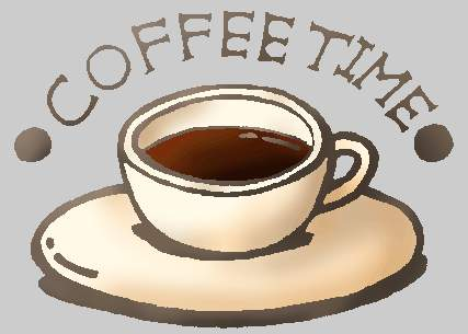 Coffee Time Free Clipart   Free Microsoft Clipart