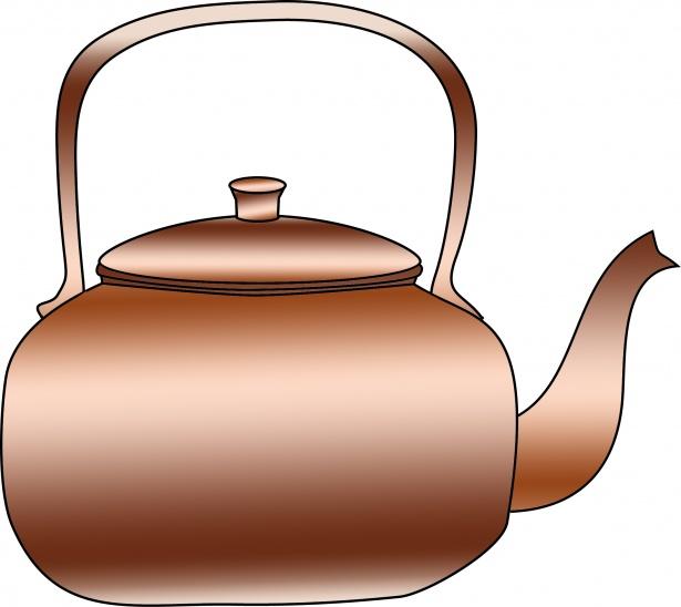 Kettle Clip Art ~ Copper kettle clipart by bob williams d wfqx kid