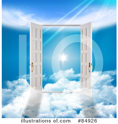 Heaven Clipart  84926   Illustration By Macx