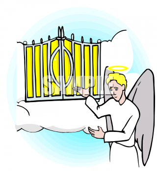 gates of heaven clipart clipart suggest clip art heaven or hell clipart heavenly father