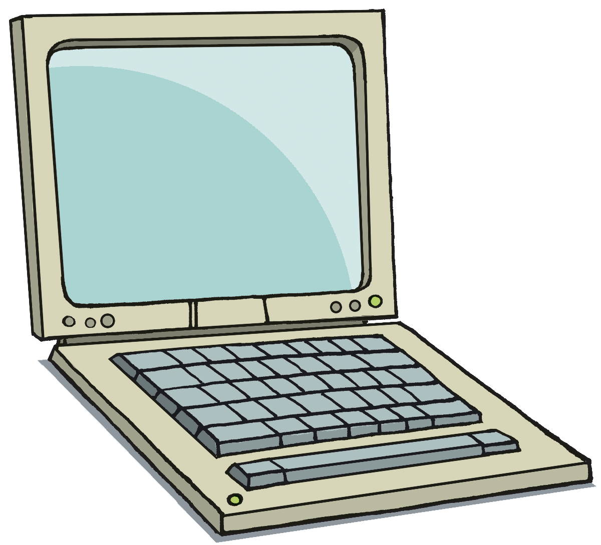 Laptop Clipart Free   Cliparts Co