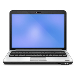 Laptop Graphic Desktop Computer Clipart Icon   Just Free Image