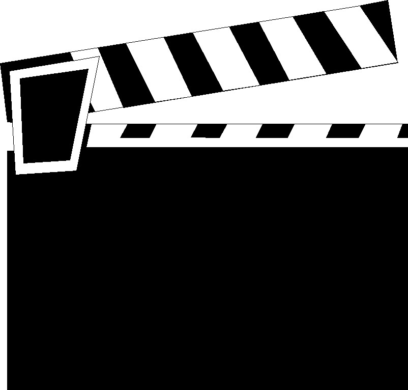 Clip Art Movie Camera And Film Clipart - Clipart Kid