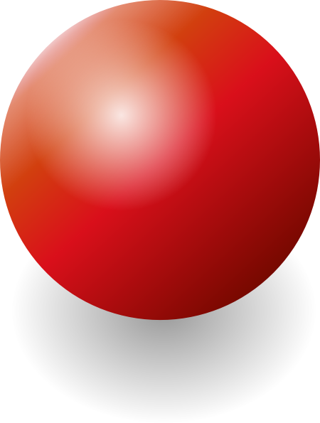 Red Ball Clipart - Clipart Kid