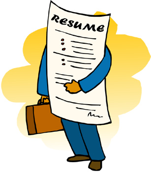 Resume Clipart   Government   Public Interest