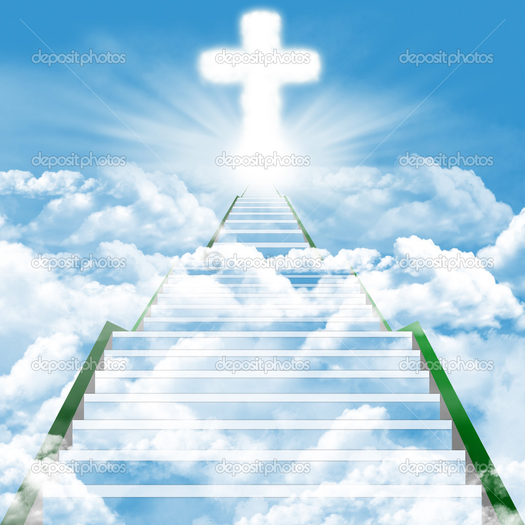 Stairway To Heaven   Stock Photo   Realinemedia  12687519