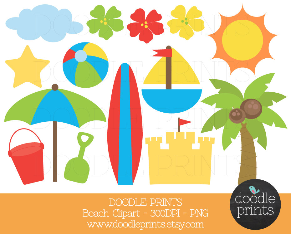 Summer Clipart   Free Large Images