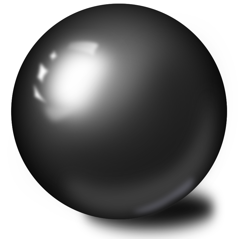 This Picture Features A Sphere  A Sphere Is A Curved 3d Shape That Is