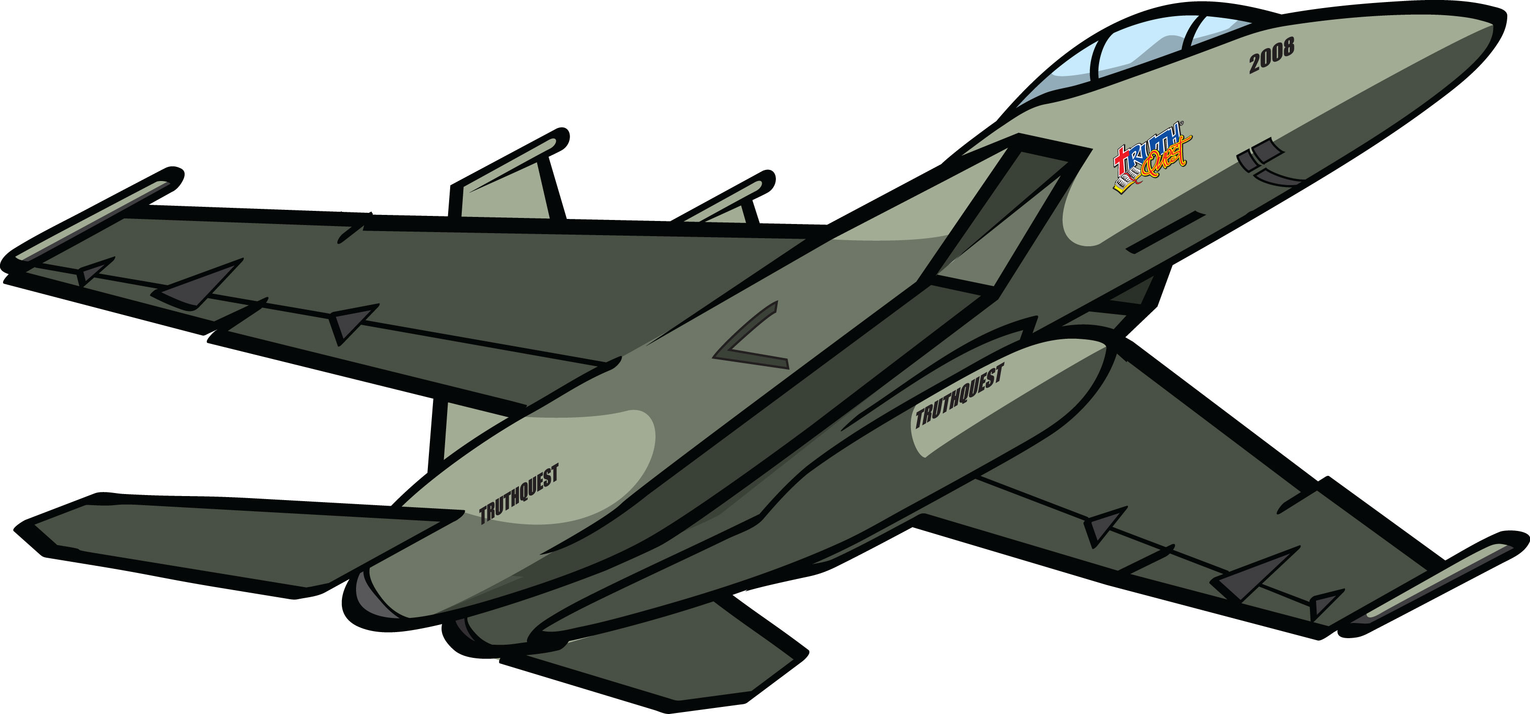 F-15 Fighter Jet Clipa...