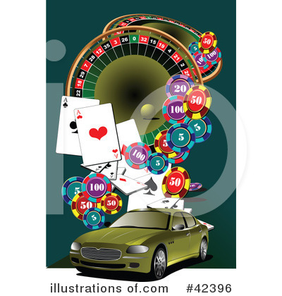 Casino Bus Clip Art