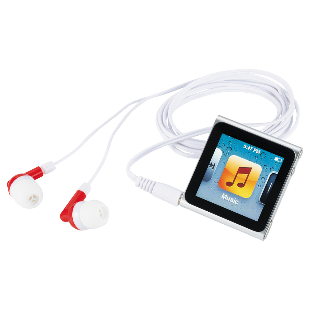 Design Promotional Color Dip Ear Buds Online
