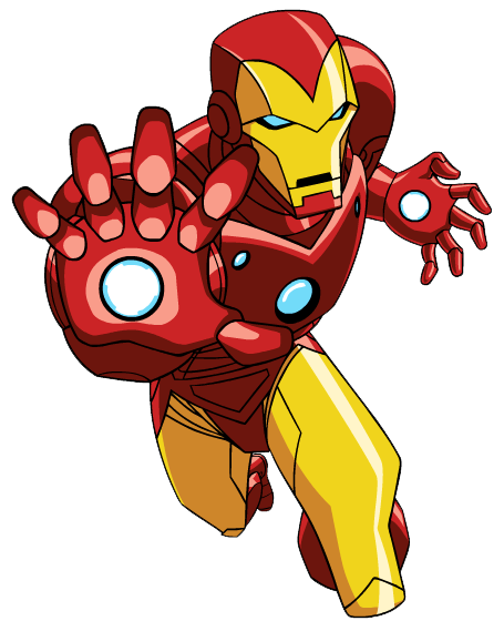 Iron Man Logo Clipart - Clipart Suggest