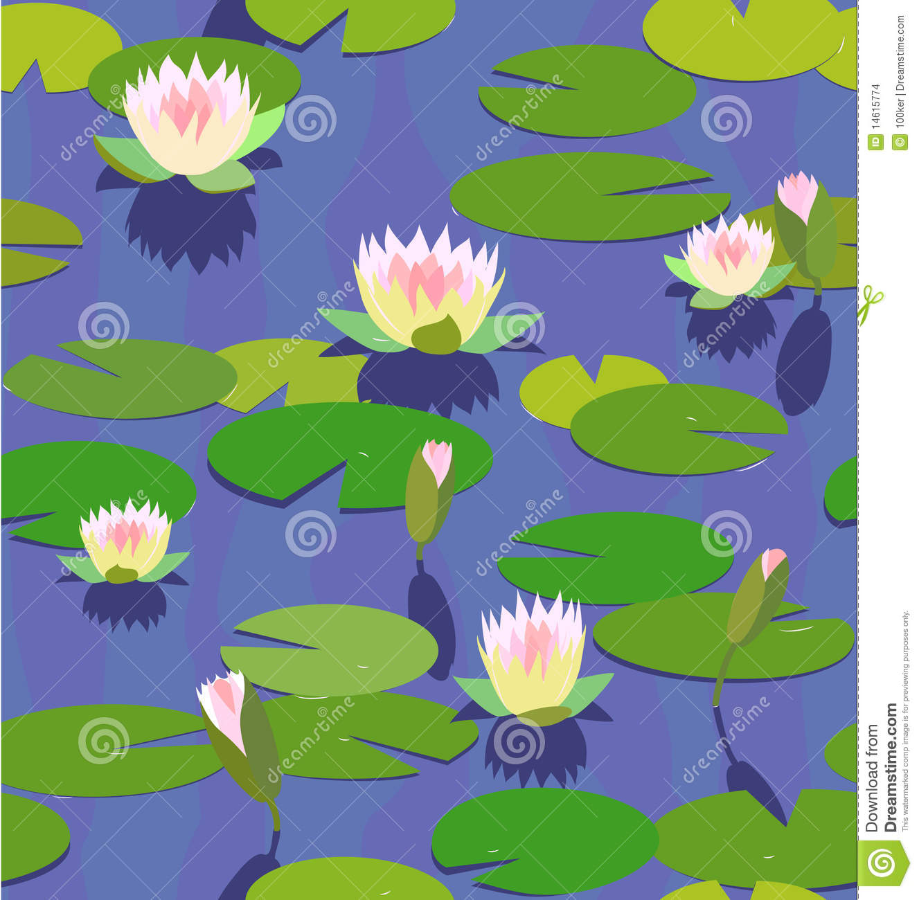 Lily Pond For Pinterest