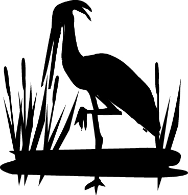 Loon Silhouette Clip Art Loon Clipart