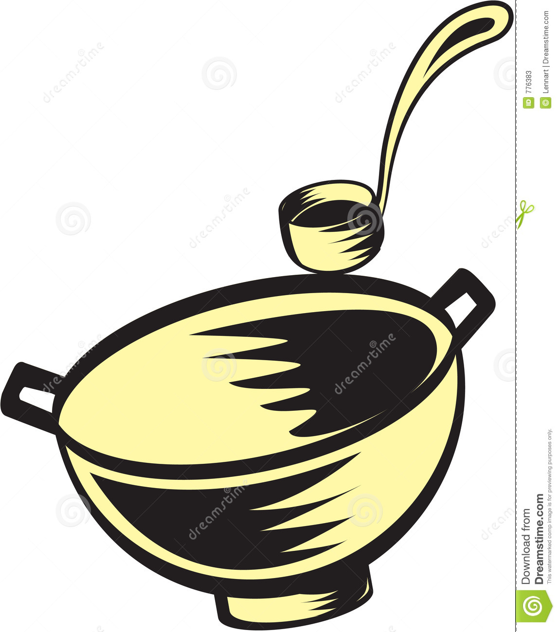 Soup Spoon Clipart Soup Bowl 776383 Jpg