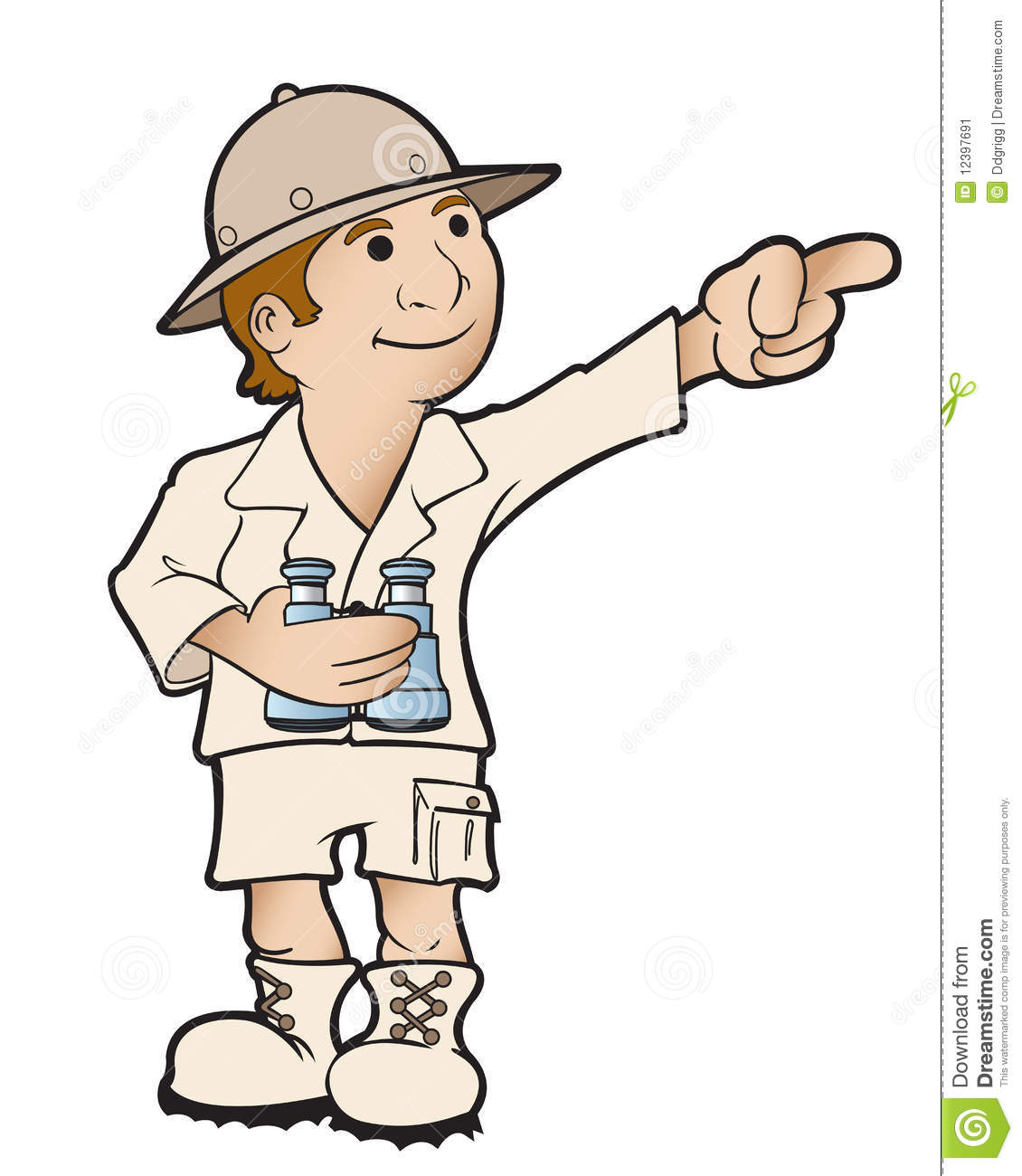 Tour Guide Clipart Suggest