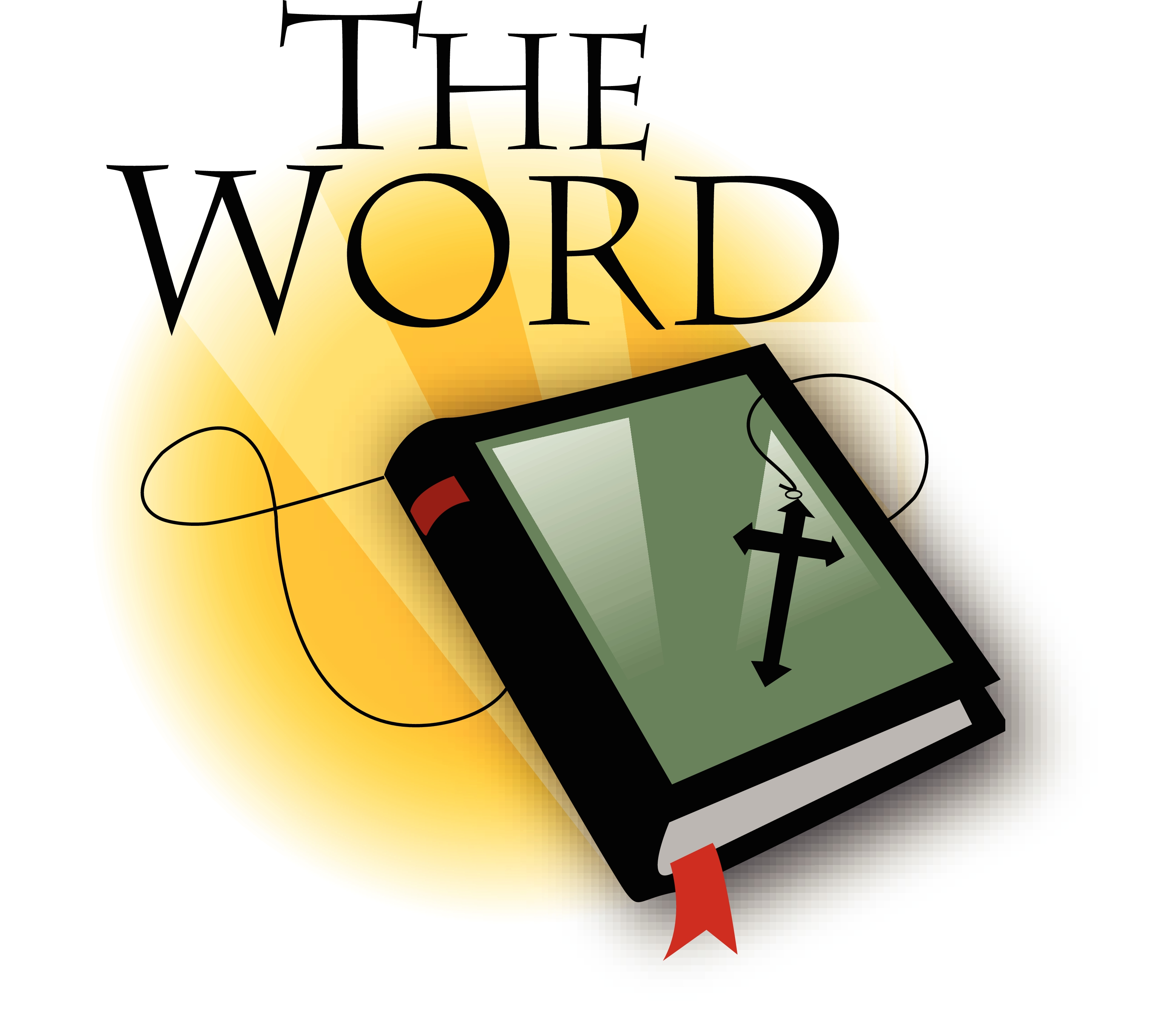 The Word Bible Clip Art
