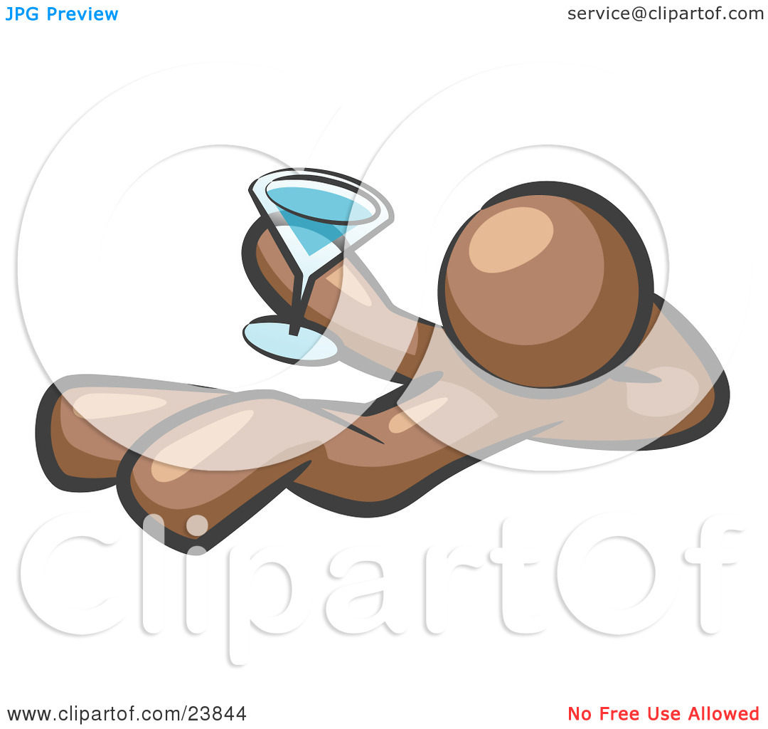 No Kicking Clipart Clipart Illustration Of A