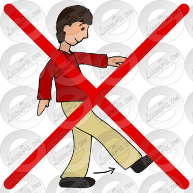 No Kicking Clipart Login Or Register To