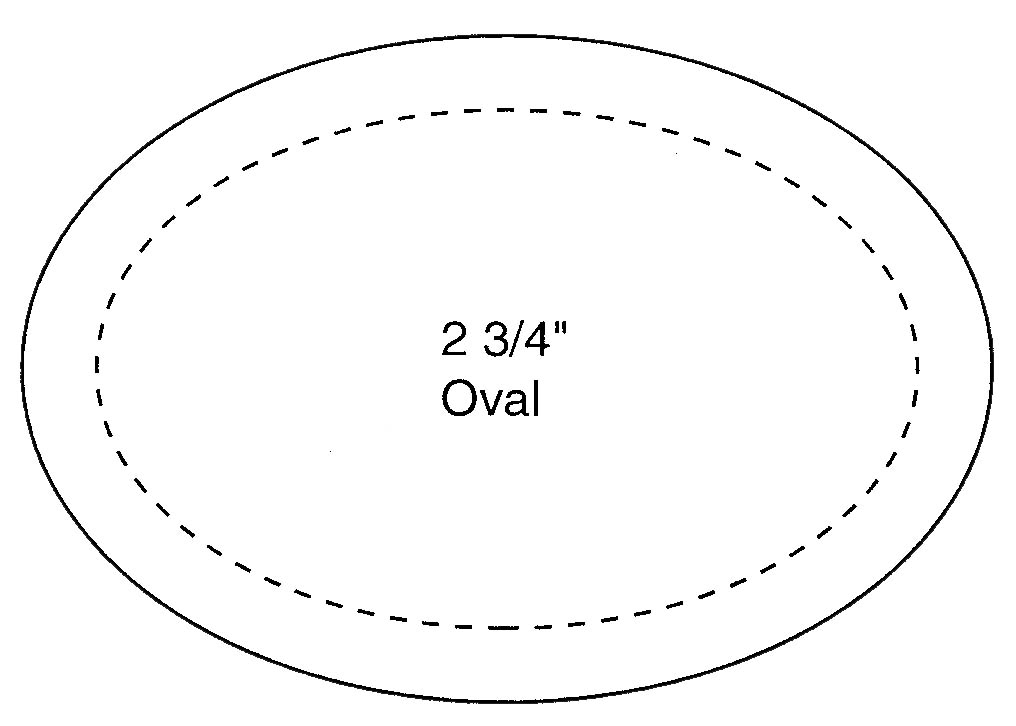 Oval Shape Template Image Search Results