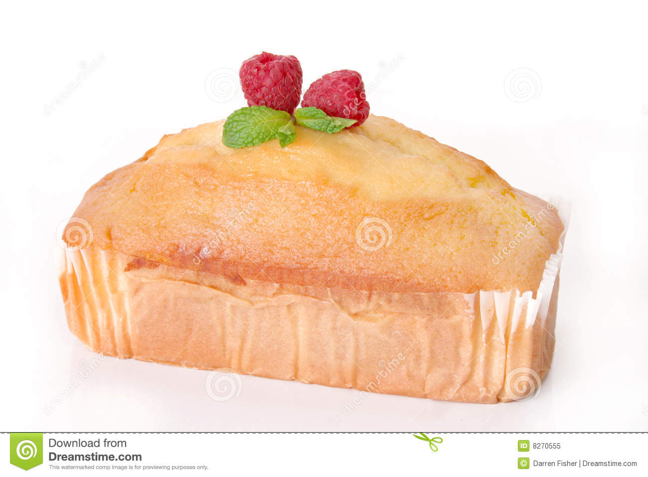 Pound Cake Royalty Free Stock Photo   Image  8270555