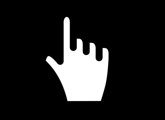 Click Hand Clipart - Clipart Kid