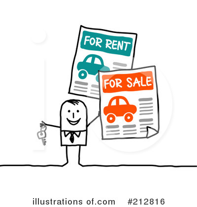 Car Rental Clipart