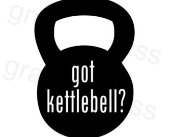 Got Kettlebell Decal   Crossfit Dec Als  Choose Size   Color  Crossfit