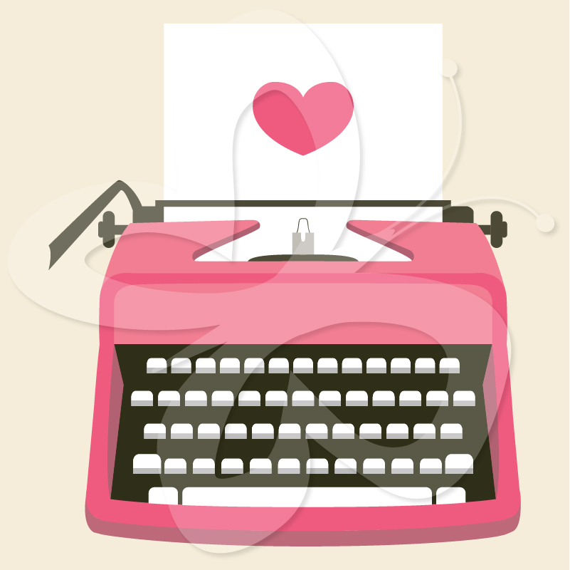 Typewriter Clipart - Clipart Suggest