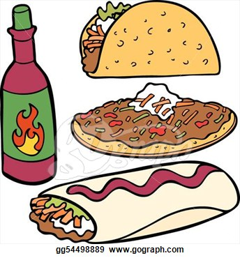 Food Items Clipart - Clipart Kid