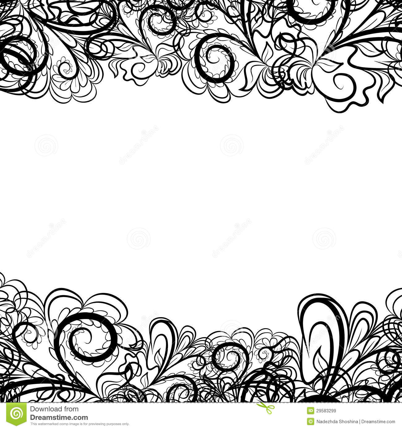 Wedding Lace Clipart - Clipart Kid