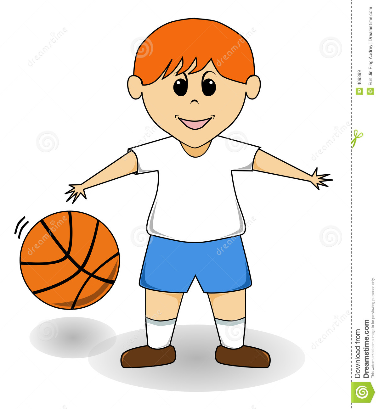 Boy Dunking Clipart - Clipart Suggest