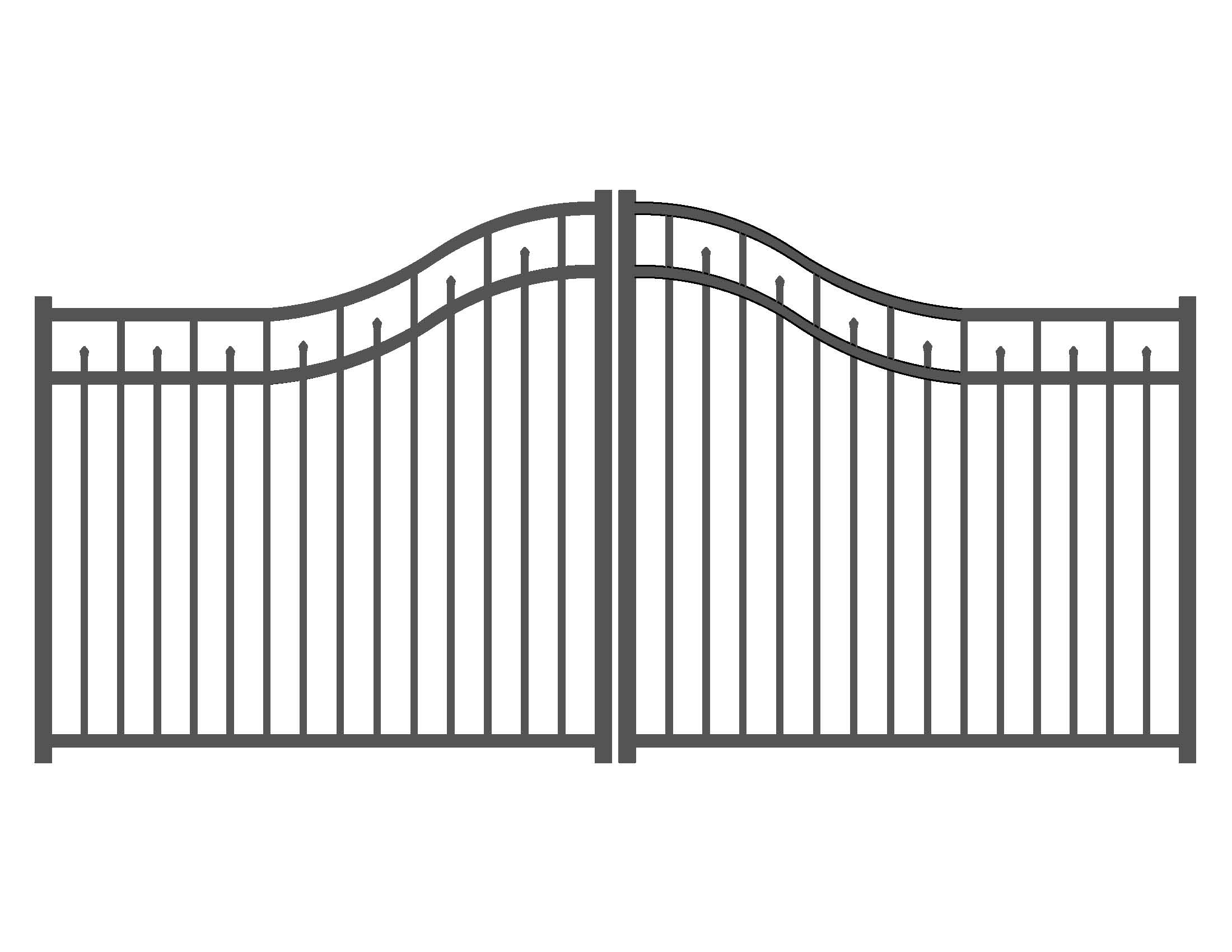 Fence gate clipart suggest