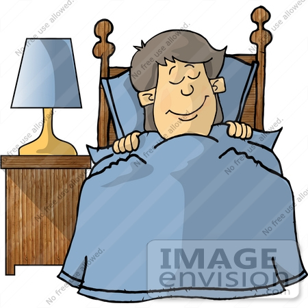 Get Out Of Bed Clipart