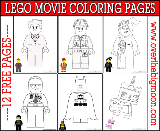 Here S Some More Lego Goodness For Your Little Lego Fans At Home