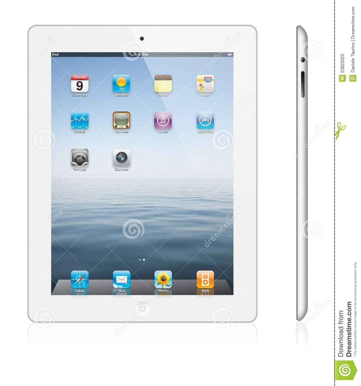 Ipad Apple Clipart - Clipart Suggest