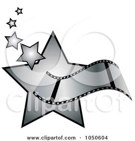 Royalty Free  Rf  Hollywood Star Clipart Illustrations Vector