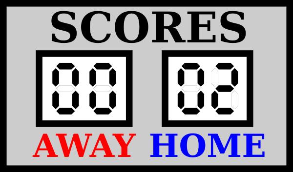 Clip Art Scoreboard Clipart scoreboard clipart kid digital clip art